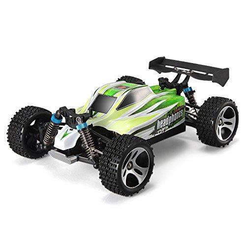 VVinRC-RC-Auto-Modellauto-Ferngesteuerte-Super-Speed-Allrad-Gel-ndewagen-Mastab-118-remote-Control-70KmStd-Spitzengeschwindigkeit-All-terrain-monstertruck-monsterbuggy-24-GHz-Fernsteuerung-Abstand-von