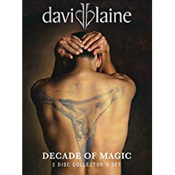 David Blaine: Decade of Magic
