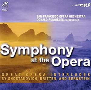 Symphony at the Opera