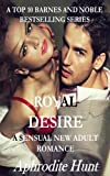 Royal Desire (A Sensual New Adult Romance)