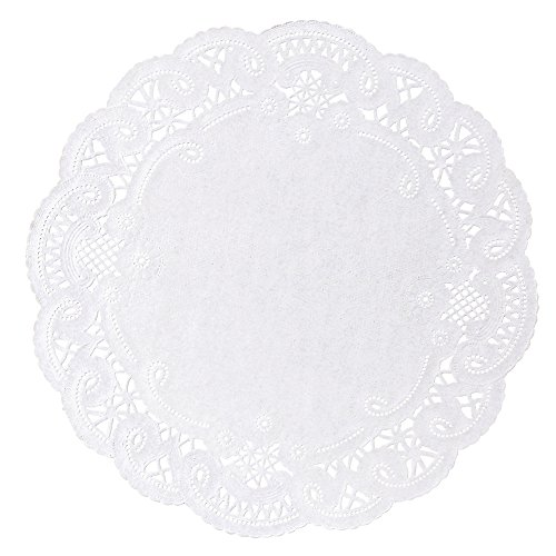 Hoffmaster 500533 French Lace Doily, 8