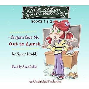 Katie Kazoo, Switcheroo, Book 1 Audiobook