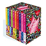 The Princess Diaries 10 book box set from 1 to 10 : Princess Diaries, Take Two, Third Time Lucky, Mia Goes Forth, Give Me Five, Sixational, Seventh Heaven, After Eight, To The Nines and Ten out of Ten.  Rrp