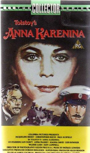 Anna Karenina 1985 Anna Karenina  1985   VHS