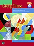 Alfred's Group Piano For Adults Student Book, Bk 1: An Innovative Method Enhanced With Audio and Midi Files For Practice and Performance, Comb Bound Book and CD-ROM