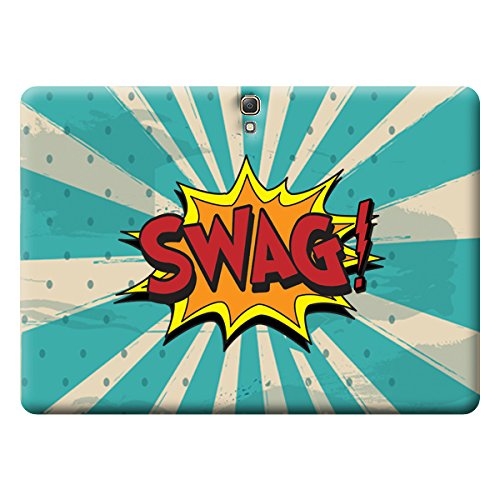 Garmor Swag Design Design Plastic Back Cover For Samsung Galaxy Tab S 10.5