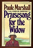 Praise-Song for the Widow (0399127542) by Paule Marshall