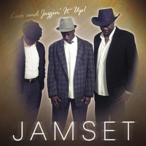 "Jamset's CD ""Live and Jazzin' It Up"": Cincinnati Smooth Jazz/Funk with Hip-Hop Elements"