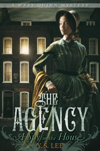 Cover of The Agency 1: A Spy in the House