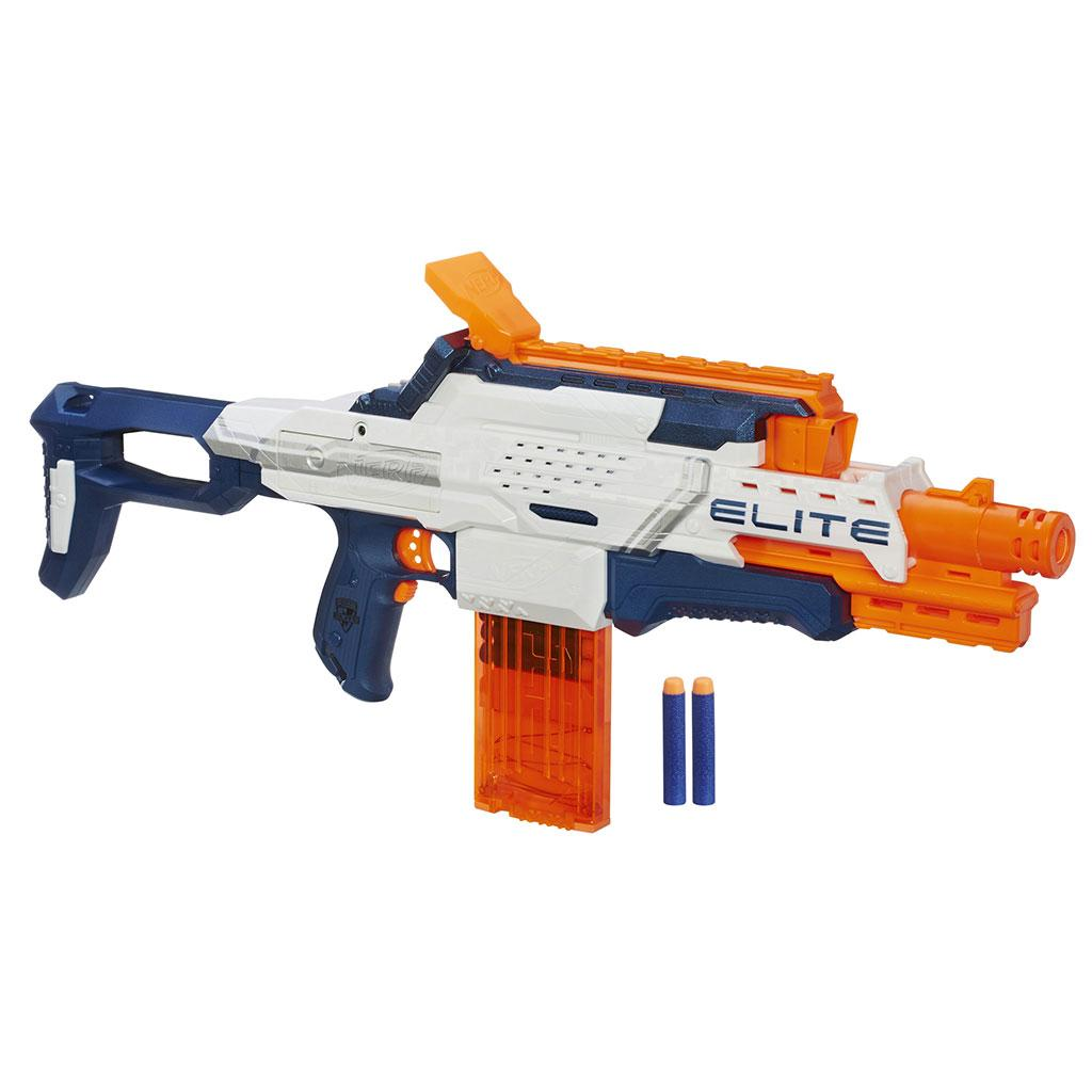 Amazon.com: Nerf N-Strike Elite Nerf Cam ECS-12 Blaster: Toys & Games
