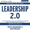 Leadership 2.0 (       UNABRIDGED) by Travis Bradberry, Jean Greaves Narrated by Tom Parks