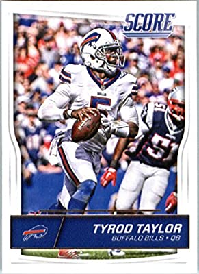 2016 Score #32 Tyrod Taylor Buffalo Bills Football Card