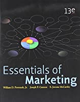 Essentials of Marketing, 13th Edition Front Cover