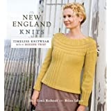 New England Knits: Timeless Knitwear With a Modern Twistdi Cecily Glowick Macdonald