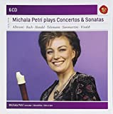 Michala Petri plays Concertos and Sonatas for Recorder (6 CD)