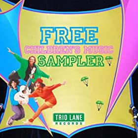 Trio Lane Records Free Children's Music Sampler