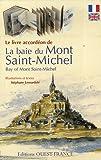 echange, troc Stéphane Lemardelé - Le livre accordéon de la baie du Mont-Saint-Michel : Edition bilingue français-anglais
