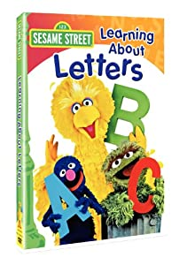 Sesame Street - Learning About Letters by Sesame Street