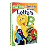 Sesame Street - Learning About Letters ~ Carlo Alban