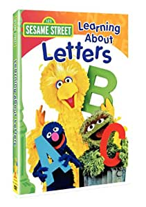 Sesame Street - Learning About Letters