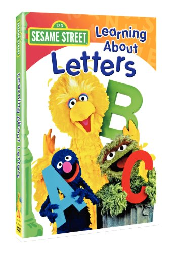 Learning About Letters [DVD] [Region 1] [US Import] [NTSC]