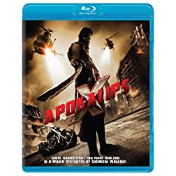 Apokalips X (Blu-Ray)