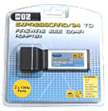 ExpressCard34/54用 IEEE1394インターフェイスカード