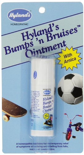 Hyland'S Bump 'N Bruises Ointment With Arnica, 0.28-Ounce (8 G) front-22807