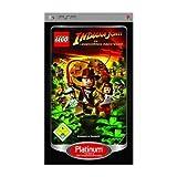 echange, troc Lego Indiana Jones - Die legendären Abenteuer - Platinum [import allemand]