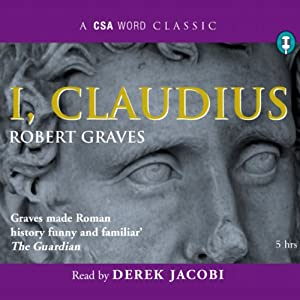 I, Claudius Audiobook