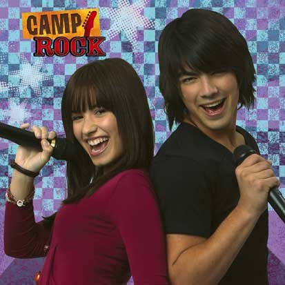 Camp Rock Lunch Napkins 16ct - 1