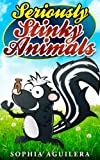 Seriously Stinky Animals (A Childrens Animal Book with Pictures and Questions)