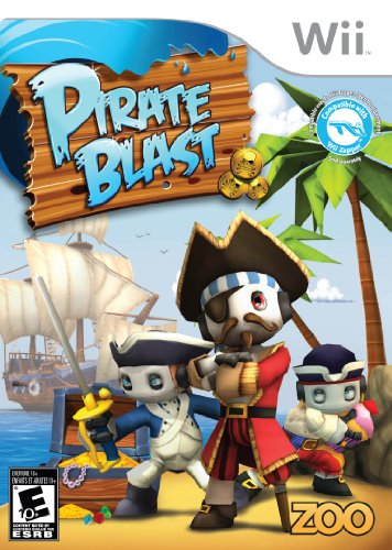 Pirate Blast - Nintendo Wii - 1
