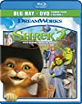 Shrek 2 Blu-Ray/DVD Combo (Bilingual)