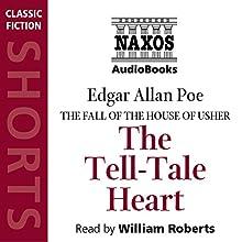 The Tell-Tale Heart | Livre audio Auteur(s) : Edgar Allan Poe Narrateur(s) : William Roberts