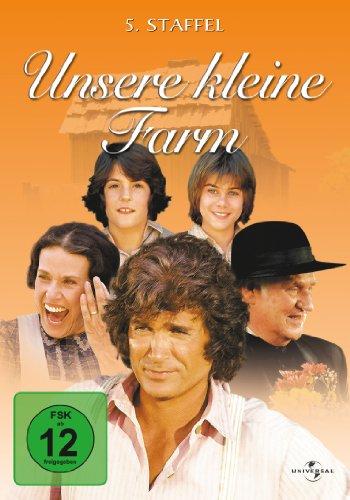 Unsere kleine Farm - 05. Staffel [6 DVDs]
