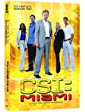 CSI: Miami - The Complete Second Season (Bilingue) (Bilingual)