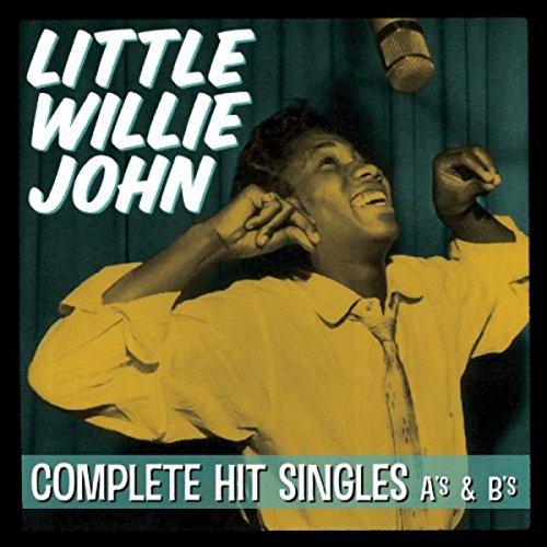 CD : Little Willie John - Complete Hit Singles A's & B's (CD)