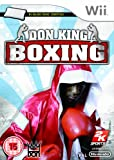 echange, troc Don King: Boxing (Wii) [import anglais]