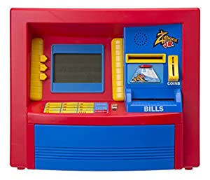 Zillionz Jr. Deluxe ATM Savings Bank from Zillionz