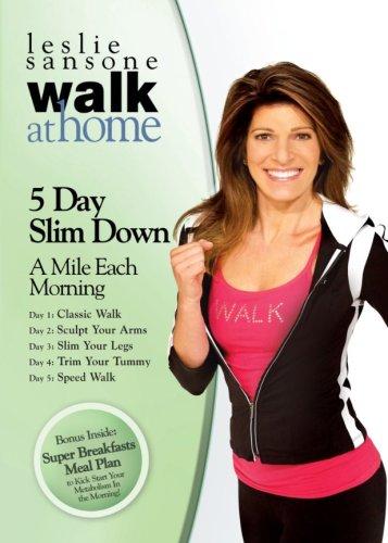 Leslie Sansone: 5 Day Slim Down [DVD] [Region 1] [US Import] [NTSC]
