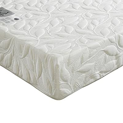 Happy Beds Laytech Plus Reflex Foam Latex Mattress Orthopaedic Hypoallergenic