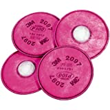 3M R-2091 Particulate Filter P100, 4-Pack