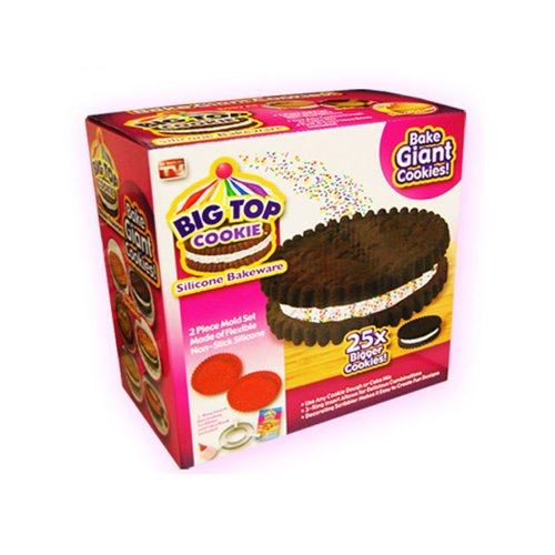 Allstar Products Group Bt021106 Big Top Cookie Bakeware (Oreo Cookie Pan compare prices)