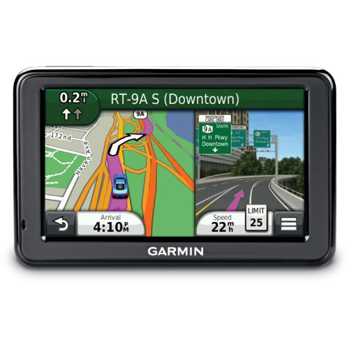 Garmin nuvi 2555LMT 5-Inch Portable GPS Navigator with Lifetime Maps and Traffic