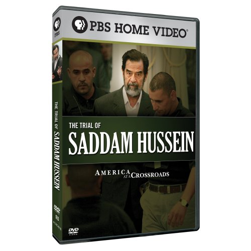 America at a Crossroads: Trial of Saddam Hussein [DVD] [Region 1] [US Import] [NTSC]
