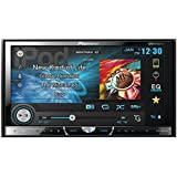 "Pioneer AVH-X5600BHS 2-DIN Multimedia DVD Receiver with 7"" WVGA Touchscreen Display"