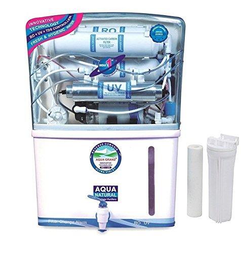 Aqua Grand+ 14 STAGE CROWN – ALKALINE+ RO+UV+UF+TDS Mineral water purifier