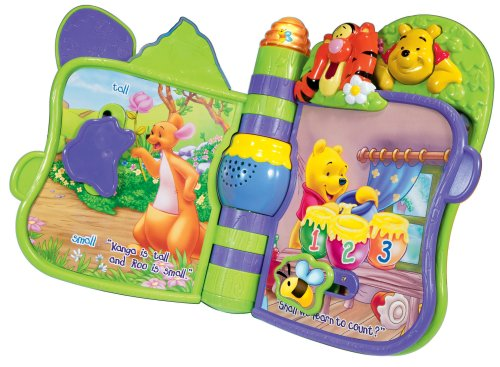 V Tech - Winnie The Pooh - Slide 'n Learn Storybook - Buy V Tech - Winnie The Pooh - Slide 'n Learn Storybook - Purchase V Tech - Winnie The Pooh - Slide 'n Learn Storybook (VTech, Toys & Games,Categories,Electronics for Kids,Learning & Education,Cartridges & Books,Music)