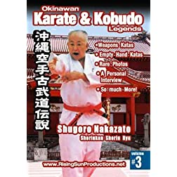 Shuguro Nakazato Shorin Kan Shorin Ryu